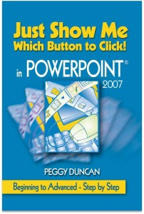 PowerPoint Training with Peggy Duncan