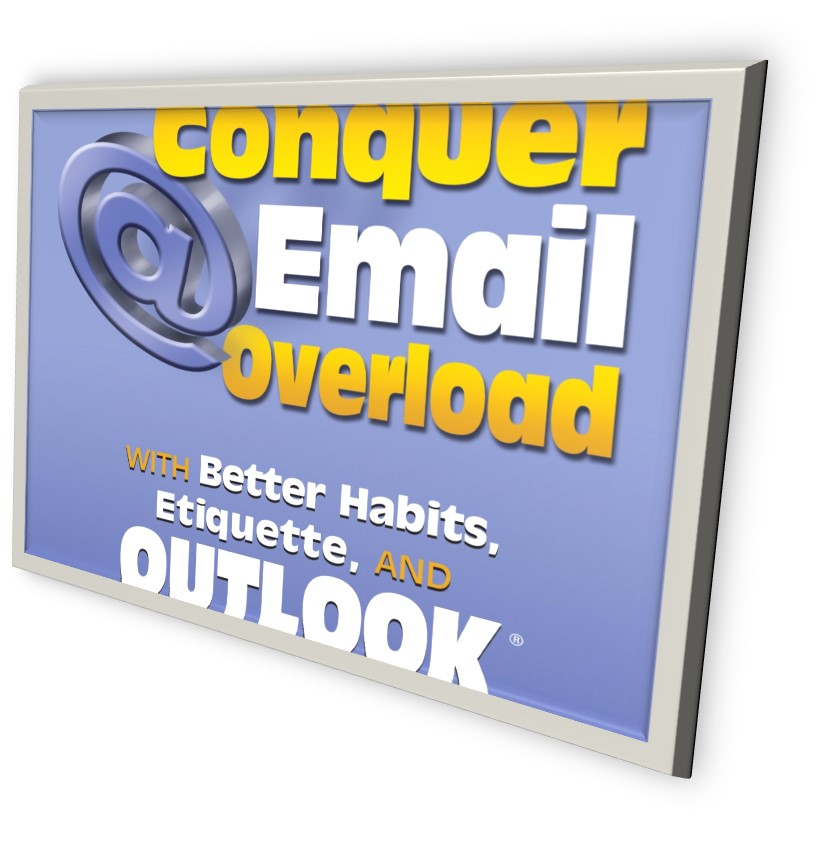 Email Overload expert Outlook training