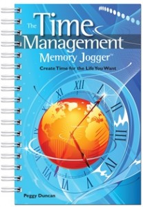 The Time Management Memory Jogger by Peggy Duncan, personal productivity expert
